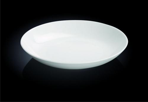 Блюдо круглое d=305 мм. 2100 мл. углубленное без полей Wilmax /3/18/