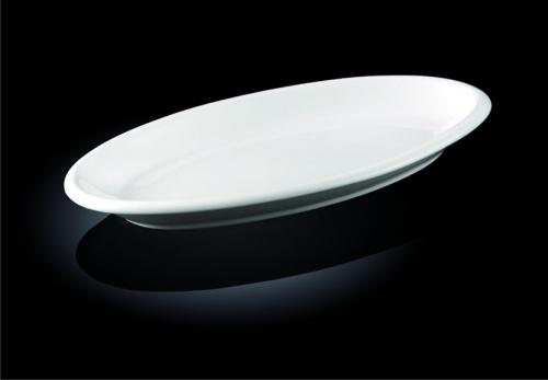 Блюдо овальное (селедочник) l=365*210 мм. Wilmax /3/12/