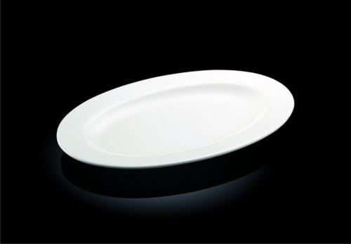 Блюдо овальное l=305*220 мм. Wilmax /3/24/