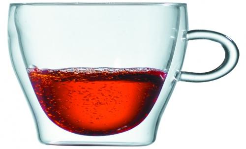 Чашка с двойными стенками V=225 мл
