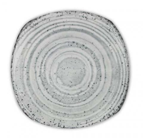 Тарелка квадратная 22CM