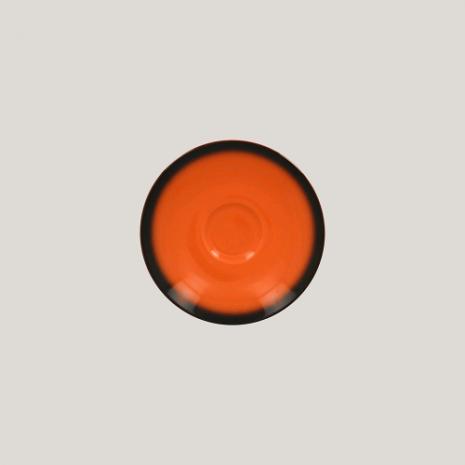 Блюдце, 13см (оранжевый цвет) к чашке 81223538