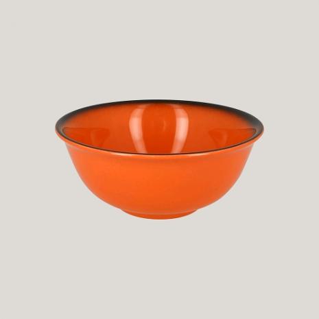 Салатник, 16см (оранжевый цвет)