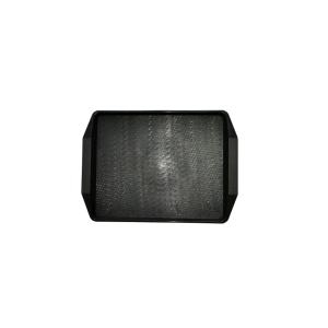 Поднос 42*30см черный (110) MG/10/