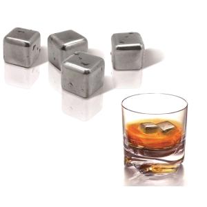 Камни для охлаждения виски нерж. набор 4 шт. VB /1/12/