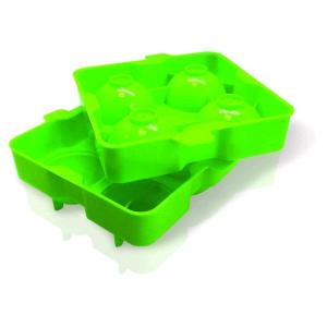 Форма для льда на 4 шара d=5,5 см. VB /1/24/