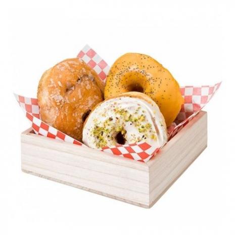 Ящик для подачи и сервировки 16*15*5 см