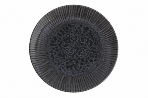 Тарелка мелкая 25 см, без борта