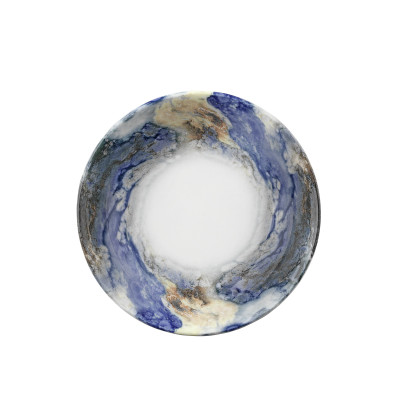 Тарелка Круглая D=25 См., Плоская, Фарфор, Andromeda