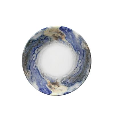 Тарелка Круглая D=27 См., Плоская, Фарфор, Andromeda