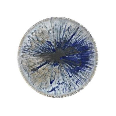 Тарелка Круглая D=25 См., Плоская, Фарфор, Splash