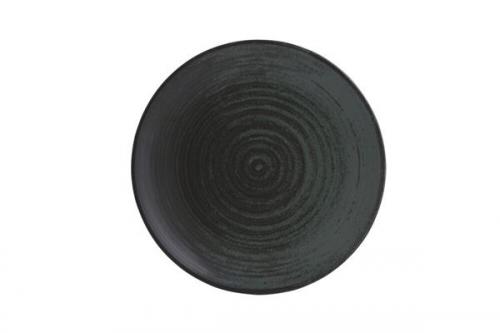 Тарелка мелкая 17 см, без борта