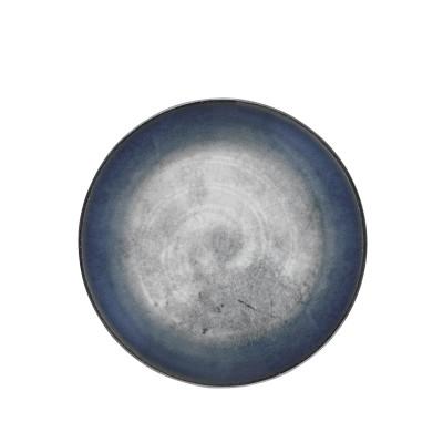 Тарелка круглая D=25 См., плоская