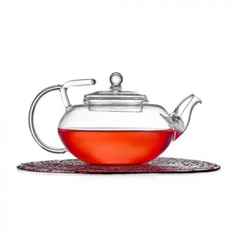 Чайник заварочный,400 мл, термостекло, PL