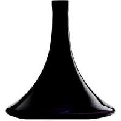 Декантер для вина (750мл)75 cl., стекло,цвет черный, Bar