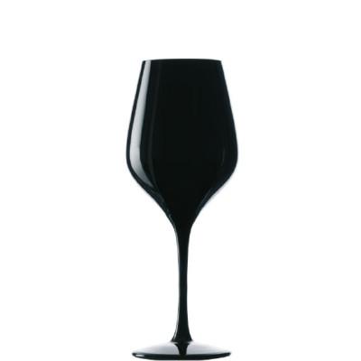 Бокал для слепой дегустации d=80 h=203мм,(350мл)35 cl., стекло,цвет черный, Exquisit