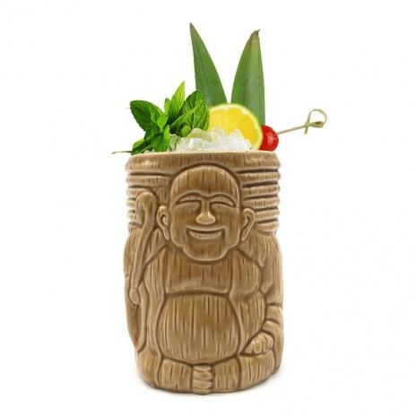 """Коктейльный бокал """"Тики"""", керамика, 300 мл, P.L.- Barbossa"""