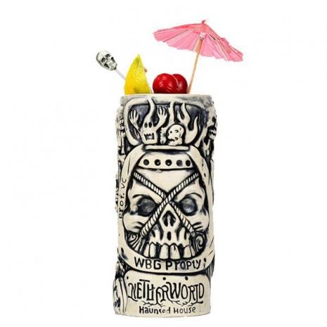 """Коктейльный бокал """"Тики"""", керамика, 500 мл, P.L.- Barbossa"""
