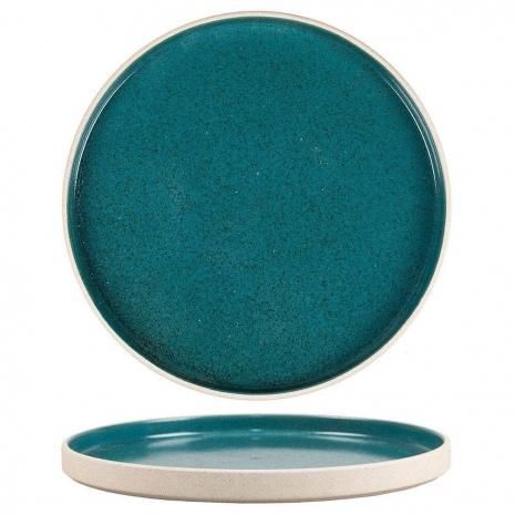 Тарелка с бортом Blue Taiga 20,5*1,7 см, P.L. Proff Cuisine