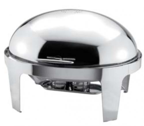 Мармит сервировочный овальный с крышкой «ролл-топ» «Sunnex»   V, л 9