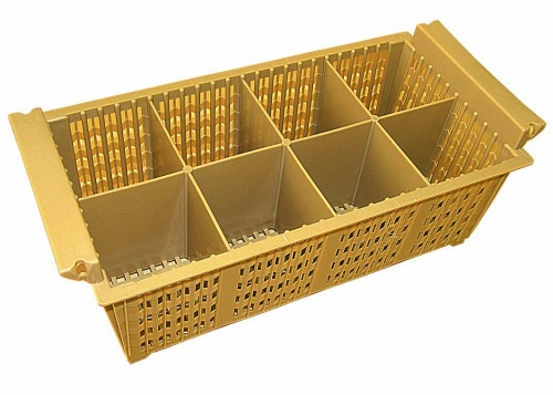 Подставка для столовых приборов, 8 ячеек