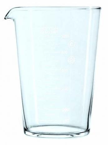 Мензурка стеклянная (ГОСТ 1770-74)  V= 250мл