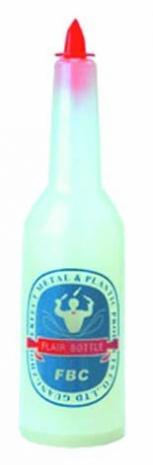 Бутылка для флейринга флуоресцентная