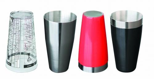 Шейкерный стакан металлический V, мл 700 ( без покрытия)