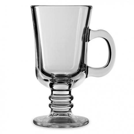 """Бокал """"Irish Coffee"""" 215 мл. d=75 мм, h=145 мм закален. Б /12/"""