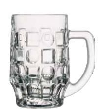 Кружка для пива 0,5 л. d=85/70, h=140 мм Паб Б /331204/ /6/