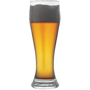Бокал для пива 0,3 л. d=67/65, h=199 мм Паб Б (Weizenbeer) /778896/ /6/