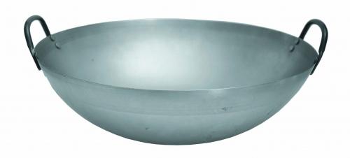 Сковорода «Вок» с двумя ручками ∅, см 35