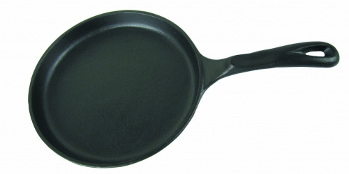 Сковорода чугунная порционная ∅, см 16