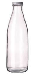 Бутылка с крышкой д/молока,соков 1л  P.L.