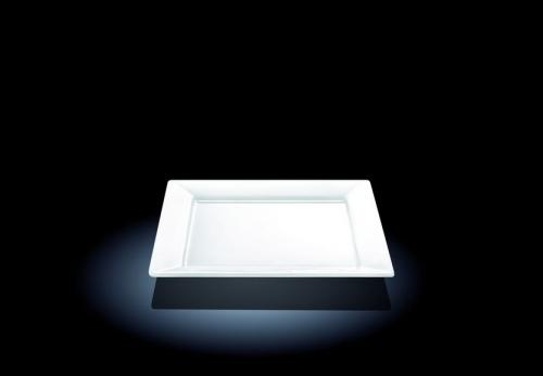 Тарелка квадр. 185*185 мм. Wilmax