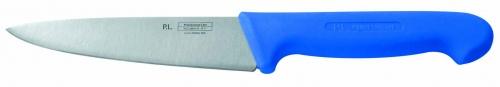 Нож поварской, синий L=16 см