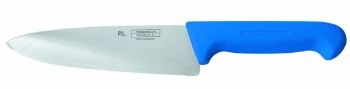 Нож поварской «Шеф», синий L=25 см