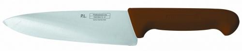 Нож поварской «Шеф», коричневый L=25 см