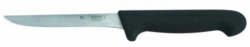 Нож обвалочный, черный L=15 см