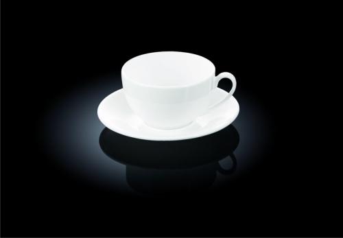 Чайная пара 250 мл. Wilmax (блюдце 996099) /6/36/