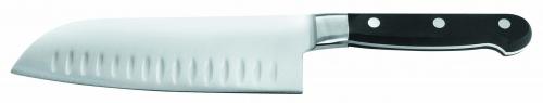 Нож кованый поварской «Сантоку» Classic L= 18 см