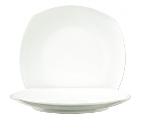 Тарелка с закругленным краем 26*26 см, P.L. Proff Cuisine