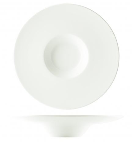 Тарелка для пасты 24 см, внутренний диаметр 10 см, 100 мл, P.L. Proff Cuisine