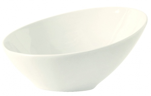 Салатник скошенный Kunst Werk D=17,5cм V=350мл