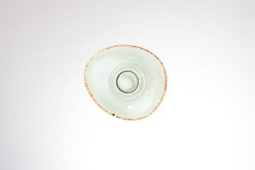 Кофейное блюдце (к чашке 90 мл) Organica Green