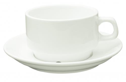 Чайная, кофейная пара «Кажуб» Kunst Werk V=150мл