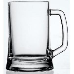 Кружка для пива 0,38 л. d=77/68, h=135 мм Паб Б /12/