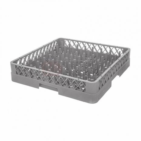 Кассета для мойки/хранения посуды 50*50*10 см, 36 ячеек 7,5*7,5*8 см