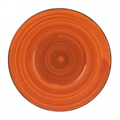 Тарелка d=300 мм Brown Shore Fusion