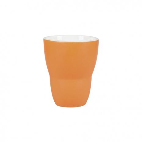 """Чашка """"Barista-Macarons"""", 500 мл, оранжевый цвет"""